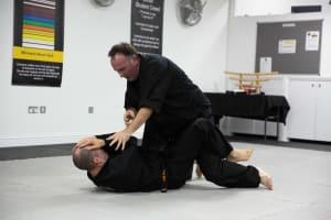 Social Benefits Adults Training at Tring Martial Arts