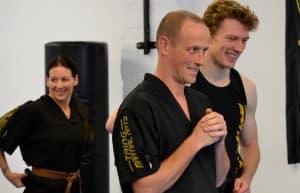 Adults Love Kickboxing at Tring Martial Arts Academy