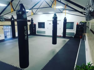 Bag Workouts for increased Fitness at Tring Martial Arts Academy