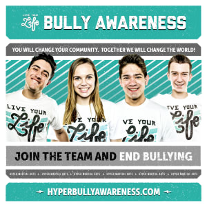 We're going to show you how to use martial arts to end bullying in San Jose
