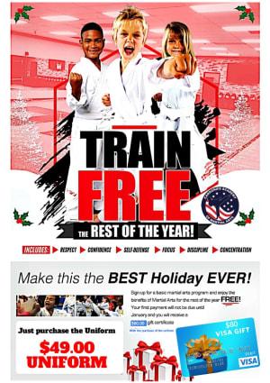 Train Free!!!