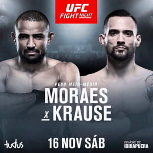 JAMES KRAUSE FIGHT WEEK!