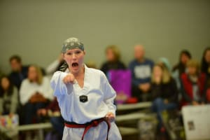 Martial Arts Therapy: Using Tae Kwon Do to Beat Illness - Part 2