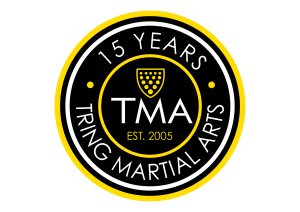Tring Martial Arts Academy - 15 Year Anniversary Logo Revealed