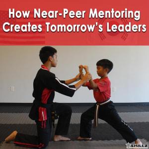 How Near-Peer Mentoring Creates Tomorrow's Leaders