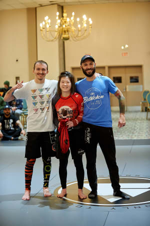Grace Gundrum Promoted to Brown Belt After Dominating Finishers 10