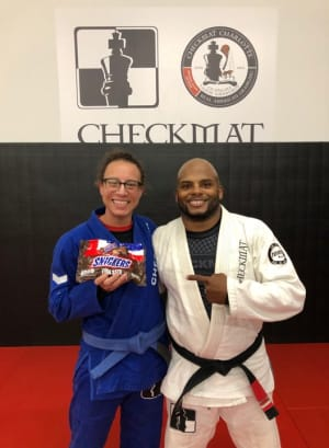 Jiu Jitsu Student of The Month for October 2019
