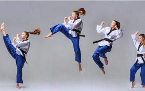 Why You and Your Kids Should Do Karate—It Fights Anxiety, Prevents Bullying and More