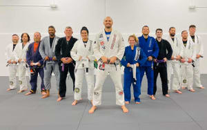 Its Official - Carlos Machado Jiu Jitsu Mid Cities in Bedford, Texas has Opened Strong and this is Only the Beginning
