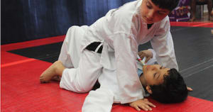 SUMMER JIUJITSU CLASSES CAN HELP YOU WIN AN IPAD!