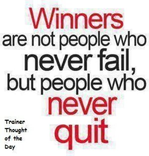 Tring Martial Arts Academy - Thought for the day #4