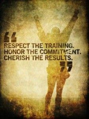 Tring Martial Arts Academy - Thought for the day #5