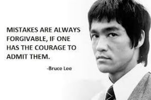 Tring Martial Arts Academy - Thought for the day #9