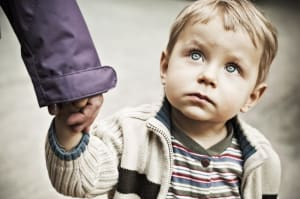 Teach Your Kids How to Talk to Strangers