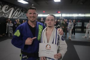 Chad Risley is December's Martial Arts Member of the Month