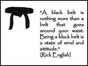 Black Belt Graduation!