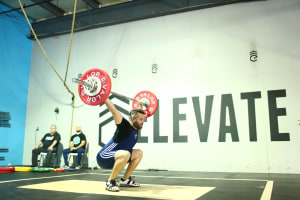 Event: The Elevate Open 2 Weightlifting Meet!