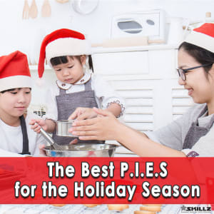 The Best P.I.E.S. for the Holiday