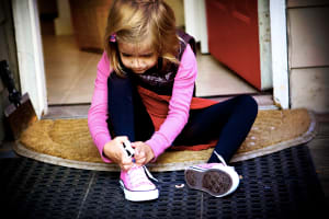 Building Self Reliant Kids