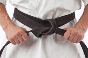 It's Not My Black Belt