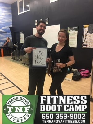 Becky lost 16lbs