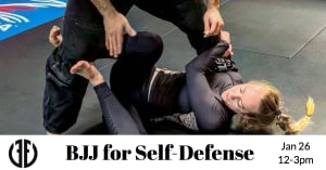 BJJ for Self-Defense