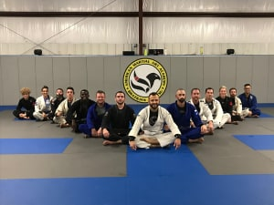 Achieve your New Year's Resolution with Jiu-Jitsu
