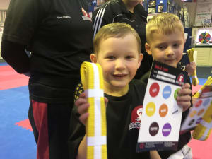 Wirral and Chester Taekwondo: Helping Children Set Age-Appropriate Goals