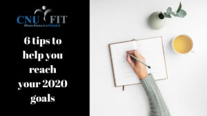 Milford Personal Trainer gives 6 tips to reach your 2020 goals