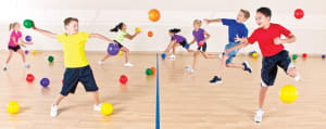 January Ultimate Dodgeball Parents Night Out Community Event