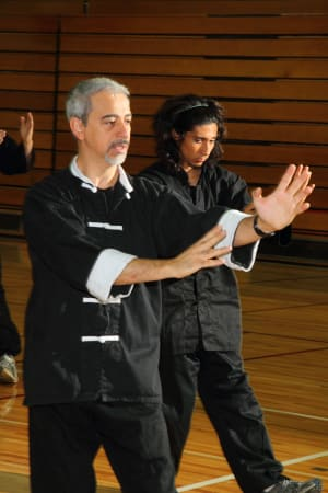 Tai Chi and your Health: Azad's Martial Arts Center Tai Chi
