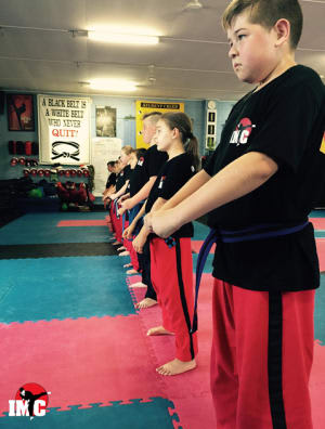 The 4 best non-physical reasons your child should practice Martial Arts - Karate - Kickboxing - at IMC Engadine in Engadine NSW