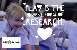 #1 Reason: Why play-based?