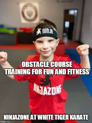 Obstacle Course Training for Fun and Fitness