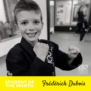Frédérick Dubois - Brave, Positive & Eager to Learn!