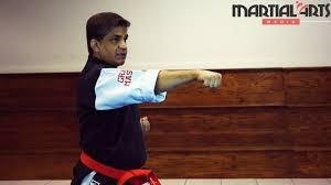 GM Zulfi Ahmed Returns to Tring Martial Arts Academy