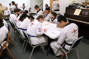 How Karate can improve your child's grades!!
