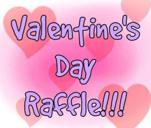 Valentines Day Raffle