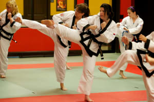 Adult Karate and Fitness