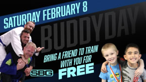 Buddy Day at Straight Blast Gym Buford