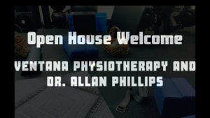 Come Help Us Welcome Dr. Allan Phillips