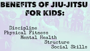 But My Child Isn't A Fighter, Why Do They Need Jiu-Jitsu?