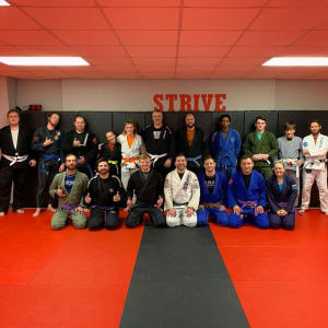 Guest instructor in Brazilian jiu-jtsu!
