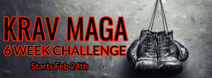 Krav Maga 6 Week Challenge