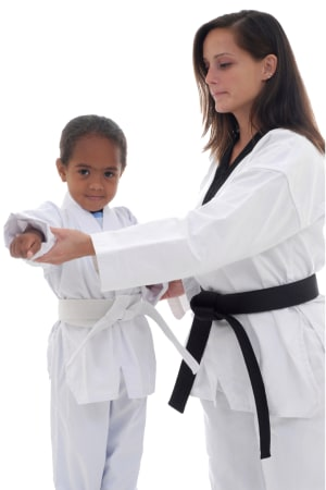 March is Mothers Month at Tring Martial Arts Academy