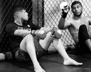 FIGHT WEEK FOR JONATHAN AND YOUSSEF!