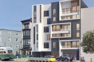 Contemporary Apartment Building Will Land Near 7th & Girard