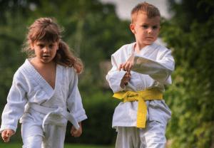 4 Social Skills Children Develop Through Martial Arts
