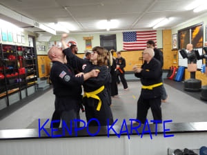 Kenpo karate anyone??
