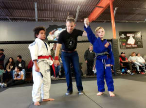 Cason Wable is March's Kids Martial Arts Athlete of the Month
